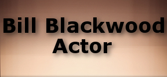 Bill Blackwood - Actor